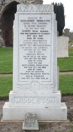 Albert Alexander Middleton