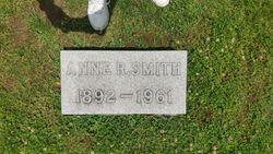Anne <I>Ross</I> Smith