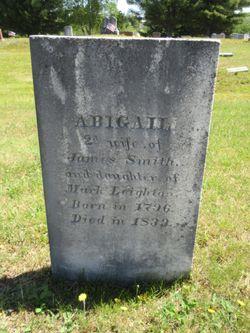 Abigail <I>Leighton</I> Smith