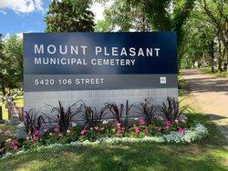 Mount Pleasant Municipal Cemetery