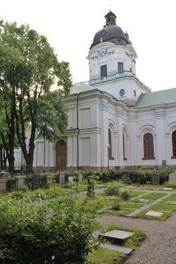Adolf Fredriks kyrkogård
