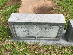 Frances G. Abbott