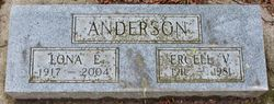 Ercell Verne Anderson