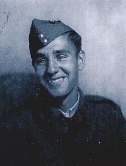 Private Harry William Doucette