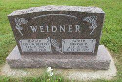 Lena W <I>Denker</I> Weidner