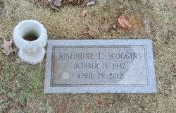 Josephine T Scoggins