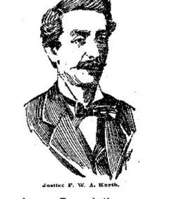 Frederick William August Kurth