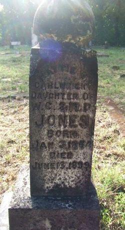 Hattie Byrd <I>Jones</I> Cartwright