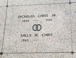Nicholas Chris Jr.