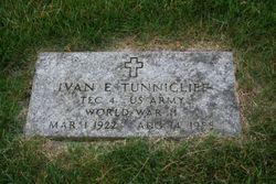 Ivan Eugene Tunnicliff, Jr