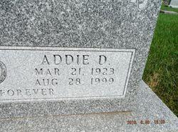 Addie D Perkins