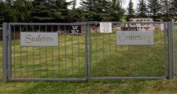 Tomslake Sudeten Cemetery