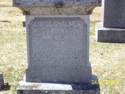 George Chalmers Jr.