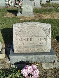 Annie Harrell Benton