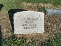 Alfred Glover Benton