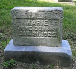 Marie C Brehm