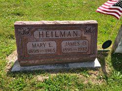 Mary <I>Clouse</I> Heilman