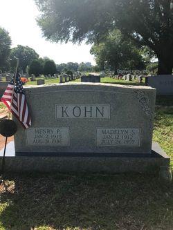 Madelyn F. <I>Sessions</I> Kohn