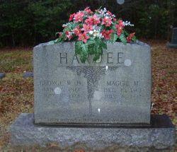 George Washington Hardee, Jr
