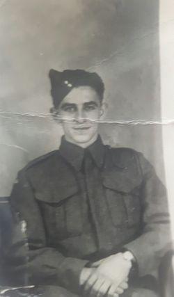 Gunner Joseph Paul Moulins