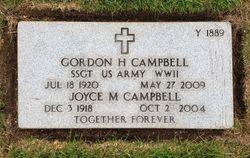 Gordon Henry Campbell