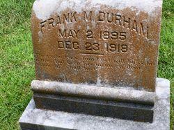 Frank McLean Durham