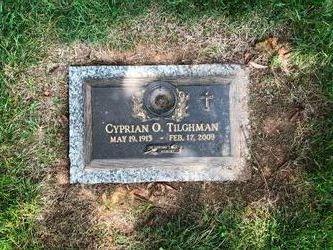 Cyprian Olave Tilghman