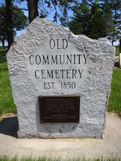 Old Community Cemetery