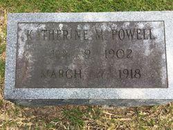 Katherine M. Powell