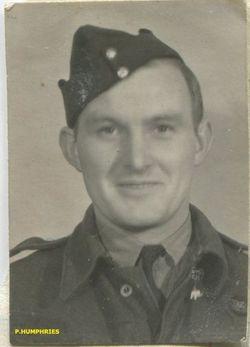 Sergeant Wilfred Ibbotson