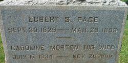 Egbert Smith Page