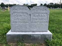 Sarah E <I>Barnett</I> Childs
