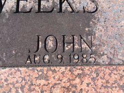 John Henry Weeks