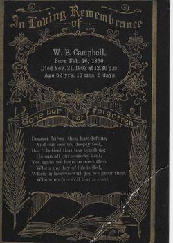 William Beller Campbell