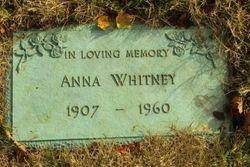 Anna Whitney