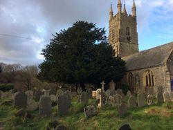 St. Edward's Churchyard