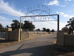 Wellston Cemetery