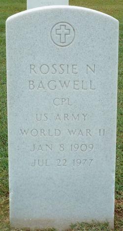 Rossie N Bagwell