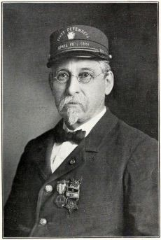 Capt Frederick M Yeager