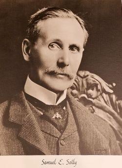 Dr Samuel Edwin Solly
