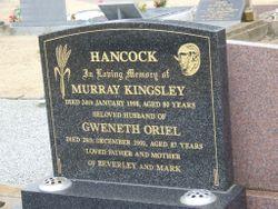 Murray Kingsley Hancock