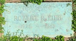 PVT Robert R Lieb
