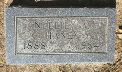 Nellie May <I>DeRemer</I> Haney