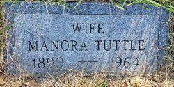 Manora Tuttle