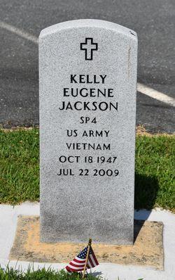 Kelly Eugene Jackson