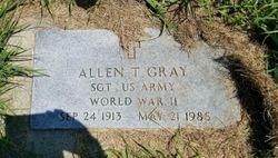 Allen T Gray