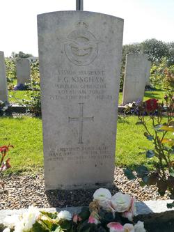 Sergeant ( W. Op. ) Francis George Kinghan