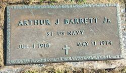 Arthur Barrett Jr.