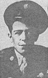 Pvt Edward Percy Norton, Jr