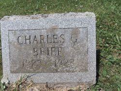 Charles G. Brier